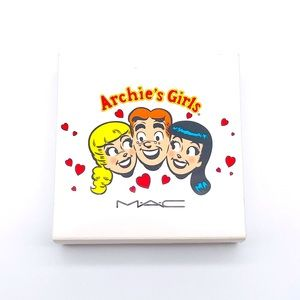 Rare Limited Edit Collector MAC Cosmetics Archie